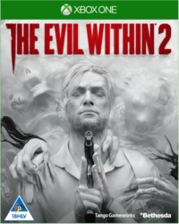 The Evil Within 2 (Xbox One) - Cover