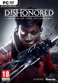 Dishonored: Death of the Outsider (PC) - Cover