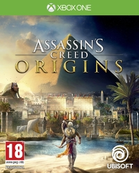 Assassin's Creed Origins (Xbox One) - Cover