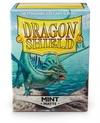 Dragon Shield - Standard Sleeves - Matte Mint (100 Sleeves)