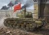 Hobbyboss - 1/48 - Russian KV-1 tank 1942 (Plastic Model Kit)