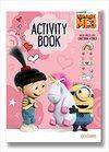 Despicable Me 3 Activity Book (Paperback)