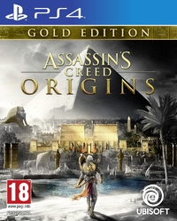 Assassin's Creed Origins (PS4) - Cover