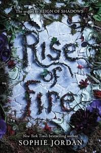 Rise of Fire - Sophie Jordan (Paperback) - Cover