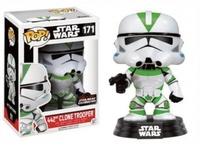 Funko Pop! Star Wars - 442nd Clone Trooper Vinyl Figure Bobble Head - Cover