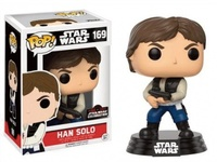 Funko Pop! Star Wars - Han Solo Action Pose Vinyl Figure Bobble Head - Cover