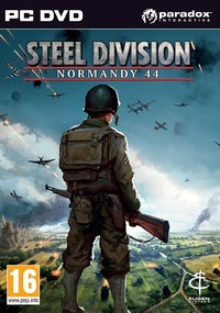 Steel Division: Normandy 44 (PC) - Cover
