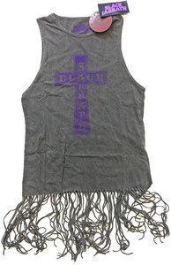 Black Sabbath – Vintage Cross Ladies Tassel Dress (XX-Large) - Cover