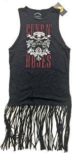 Guns N' Roses - AFD Vintage Ladies Tassel Dress (Small) - Cover