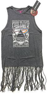 Pink Floyd - Carnegie Hall Ladies Tassel Dress (Small) - Cover