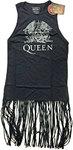 Queen - Crest Vintage Ladies Tassel Dress (XX-Large)