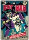 Batman - Joker A3 Metal Wall Sign