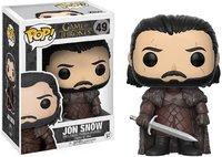 Funko Pop! Television - Game of Thrones: Jon Snow Vinyl Figure - Cover