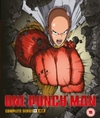 One Punch Man: Complete Series (Blu-ray) Cover