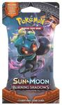 Pokémon TCG - Sun & Moon: Burning Shadows Trading Card Game Sleeved Booster (Trading Card Game)