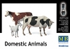 Masterbox - 1/35 - Domestic Animals (Plastic Model Kit)