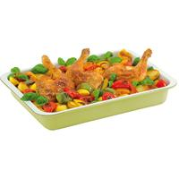 Zenker - Baking & Roasting Dish Enamel (Green)
