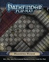 Pathfinder Flip-mat - Haunted House (Role Playing Game)