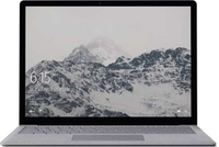 Microsoft Surface Laptop i5 8GB RAM 128GB SSD Touch 13.5 Inch Notebook - Platinum (Note - Comes With a US Plug and Without Pen) - Cover