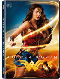 Wonder Woman (DVD) - Cover
