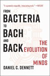 From Bacteria to Bach and Back - the Evolution of Minds - Daniel C. Dennett (Paperback)