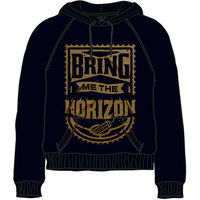 Bring Me The Horizon - Dynamite Black Mens Hoodie (Small) - Cover