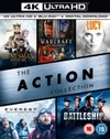 Action Collection (4K Ultra HD + Blu-ray)