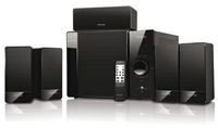 Microlab FC 360 100w 5 5.1 Channel Speaker System with Remote - Black - Cover