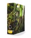 Dragon Shield - Slipcase Binder - Green Art Dragon