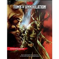 Dungeons & Dragons - Tomb of Annihilation (Role Playing Game)