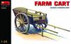 MiniArt - 1/35 - Farm Cart (Plastic Model Kit)