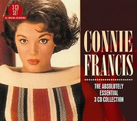 Connie Francis - Absolutely Essential 3cd Collection (CD) - Cover