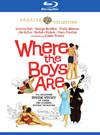Where the Boys Are (Region A Blu-ray)