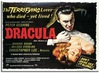 Dracula Original Film Poster Fridge Magnet (1958)