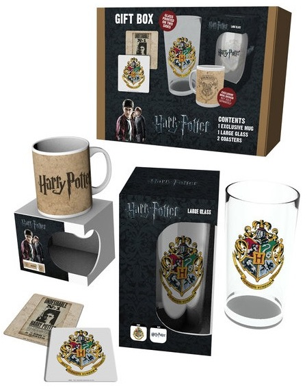 Harry Potter - Gift Set - Merch Online | Raru