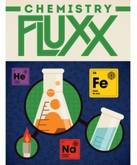 Chemistry Fluxx (Card Game) - Cover
