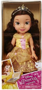 Disney Princess My First Belle Toddler Doll 35cm - Cover