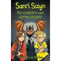 Sanri Steyn 7: Vampiere Van Vlermuishoogte - Theresa Van Baalen (Paperback)