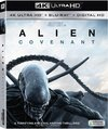 Alien: Covenant (Region A - 4K Ultra HD + Blu-Ray)