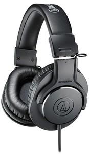 Audio-Technica ATH-M20X Professional Studio Monitor Headphones - Cover