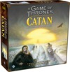 A Game of Thrones: Catan - Brotherhood of the Watch (Board Game) Cover