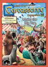 Carcassonne - Under the Big Top Expansion (Board Game)