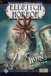 Eldritch Horror - Cities in Ruin Expansion (Board Game)