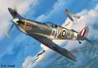 Revell - 1/32 - Spitfire Mk IIa (Plastic Model Kit) - Cover