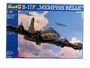 Revell - 1/48 - B-17F Memphis Belle (Plastic Model Kit)