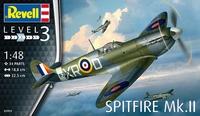 Revell - 1/48 - Spitfire Mk.II (Plastic Model Kit) - Cover