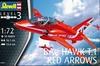 Revell - 1/72 - BAE Hawk T.1 Red Arrows (Plastic Model Kit)