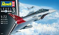Revell - 1/72 - Eurofighter Typhoon (Plastic Model Kit) - Cover