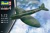 Revell - 1/72 - Heinkel He70 F-2 (Plastic Model Kit)