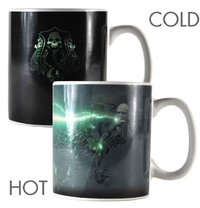 Harry Potter - Voldemort Heat Change Mug - Cover
